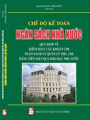 Sách Chế Độ Kế Toán Ngân Sách Nhà Nước