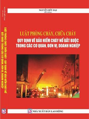 Sách Luật Phòng Cháy và Chữa Cháy