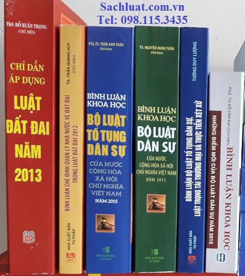 Sách Pháp Luật