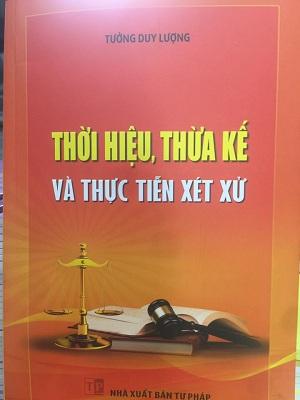 Sách Thời Hiệu Thừa Kế và Thực Tiễn Xét Xử