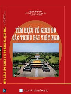 Sách tìm hiểu kinh đô các triều đại Việt Nam