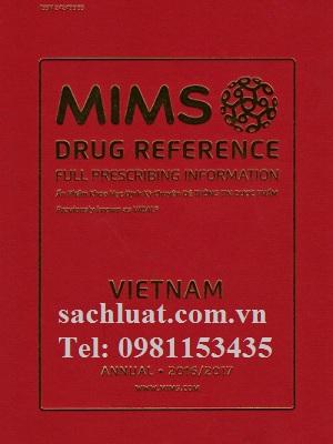 Sách Vidal Việt Nam 2017