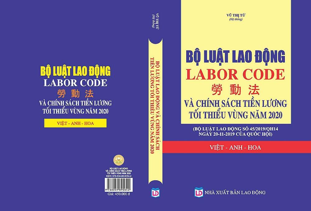 Bộ Luật Lao Động Việt Anh Hoa