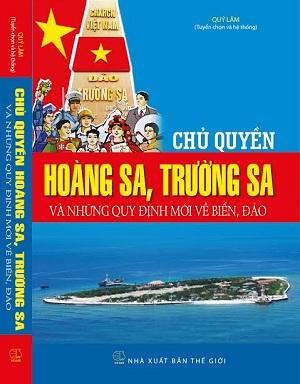 Chủ quyền Hoàng Sa Trường Sa và những quy định mới về biển đảo
