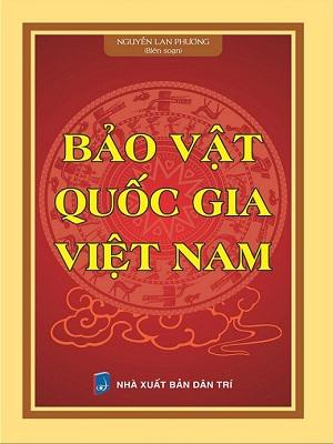 Sách Bảo Vật Quốc Gia Việt Nam