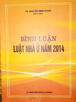 Sách Bình Luận Luật Nhà Ở 2014