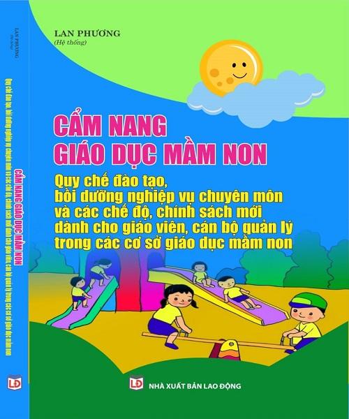 Sách Cẩm Nang Giáo Dục Mầm Non