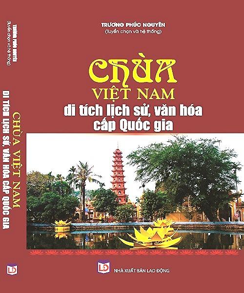 Sách Chùa Việt Nam Di Tích Lịch Sử, Văn Hóa Cấp Quốc Gia