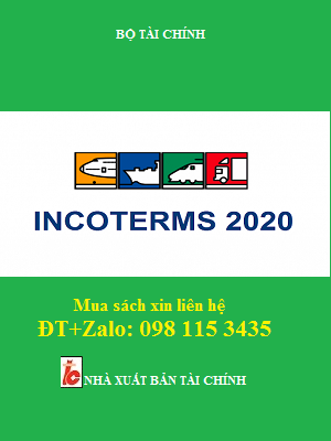 SÁCH INCOTERMS 2020 GIÁ RẺ