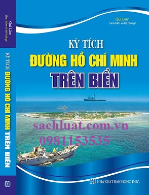 Sách Kỳ tích Đường Hồ Chí Minh trên biển