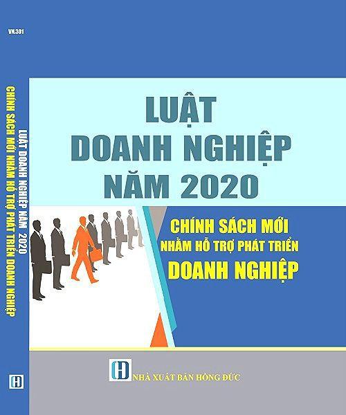 Sách Luật Doanh Nghiệp Năm 2020 Chính Sách Mới Nhằm Hỗ Trợ Phát Triển Doanh Nghiệp